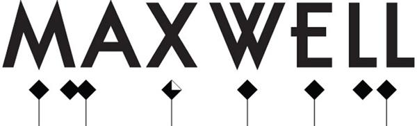 MAXWELL CAFE logo
