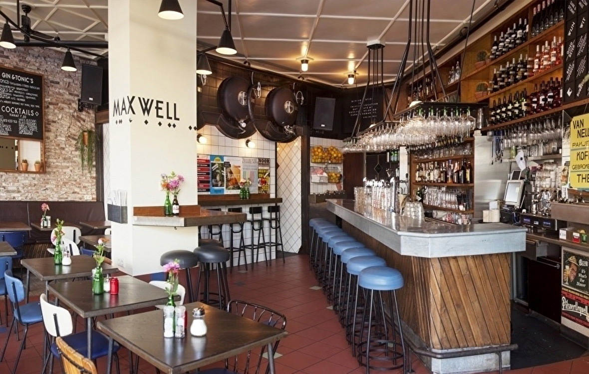 MAXWELL CAFE